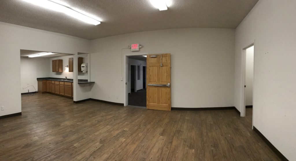 Ragsdale Professional Center: 514A has 4 restrooms, several private offices, kitchen & break room, and 2 entries!